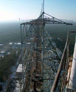 Steel Yard 500-feet Up