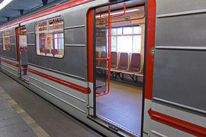 Metro Open Door